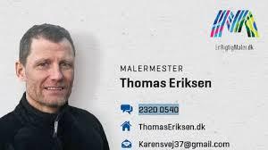 Malermester Thomas Eriksen 2017