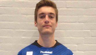 Mathias Elm på Ligaholdet