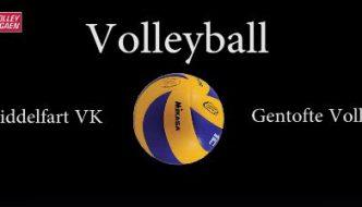 Sæsonstart i Volleyligaen d. 12. oktober