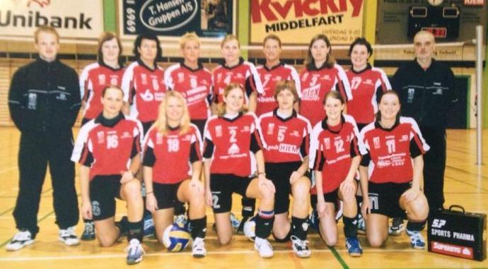 1. div damer 1999-2000