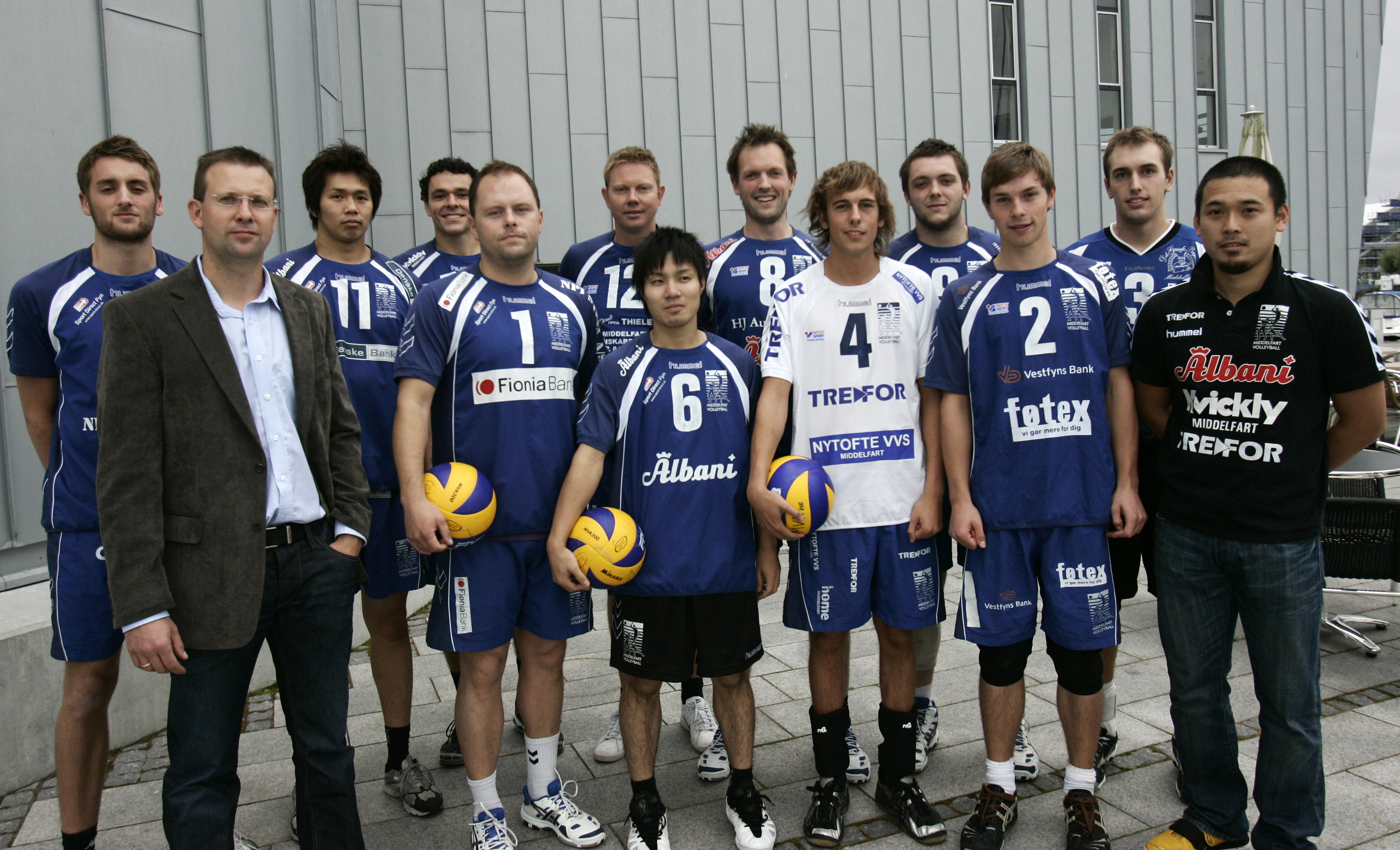 Middelfart volley pŒ kultur¿