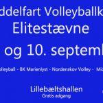 Elitestævne d. 9. og 10. september