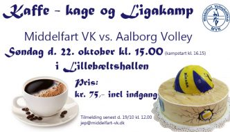 Kaffe-kage og Ligakamp