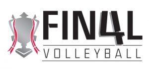 Hvid FInal 4 logo