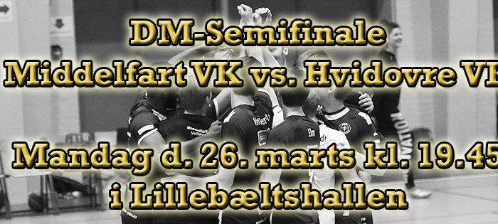 4. semifinale venter i Lillebæltshallen d. 26. marts