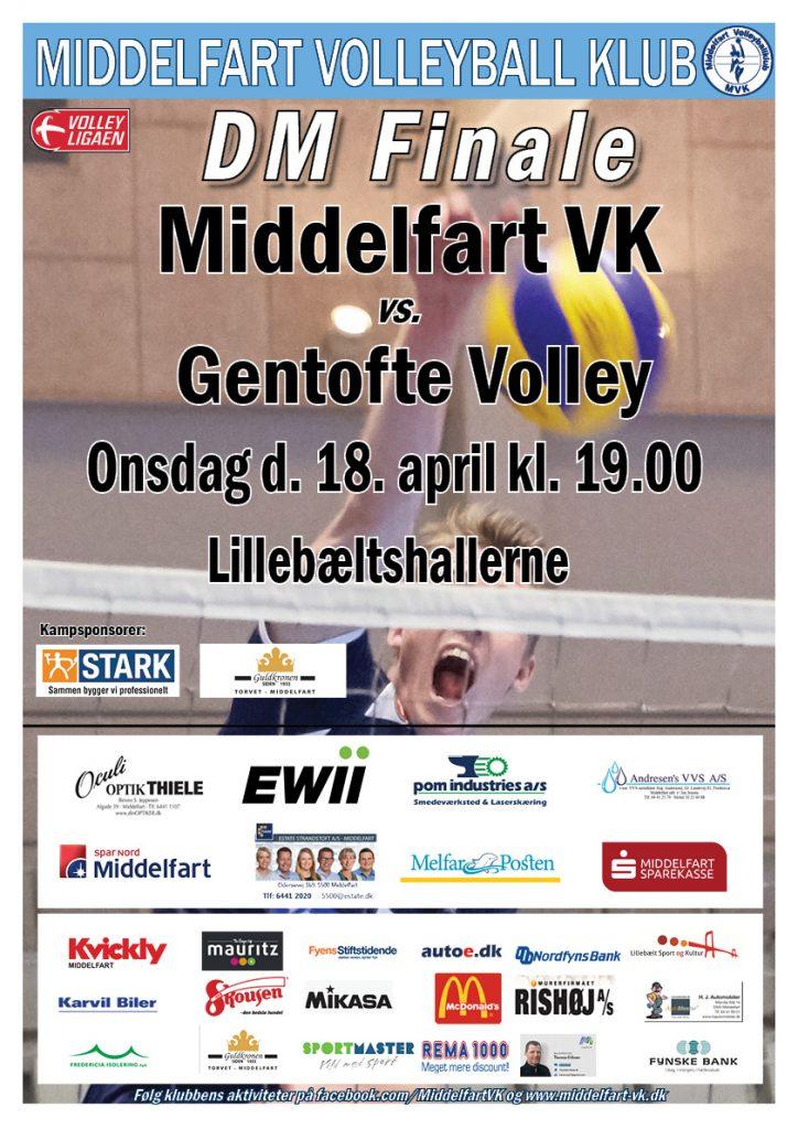 4 DM Finale MVK vs Gentofte 180418 NY