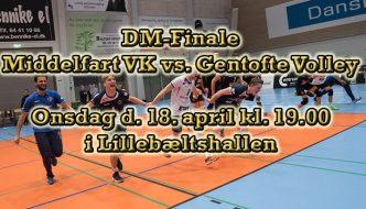 4. DM-finale spilles d. 18. april i Lillebæltshallen