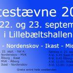 Elitestævne d. 22. og 23. september
