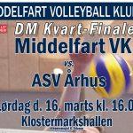 Middelfart møder ASV Århus i DM kvartfinalen