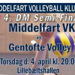 MVK og Gentofte tager en 4. omgang