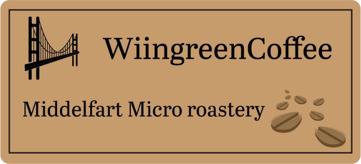logo Wiingreen Coffee